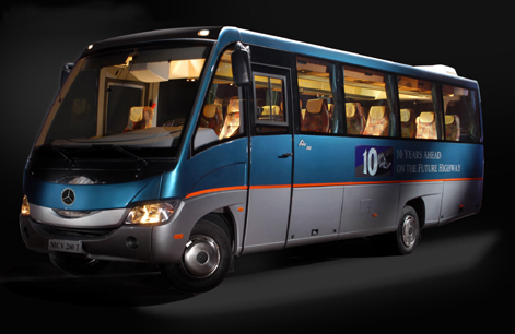 Mercedes Benz - MCV T 260